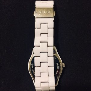 Relic Accessories   Relic Watch With Extra Links